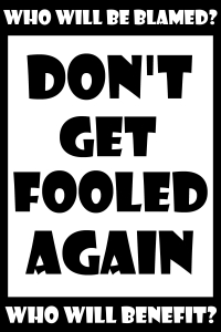 Don't get fooled again
