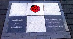 Licht protestsignaal Harlingen