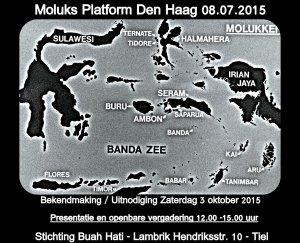 Moluks Platform Den Haag in Tiel