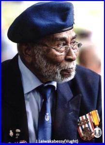 J.Leiwakabessy een wapenbroeder  geen ondersteuning van veteranen?