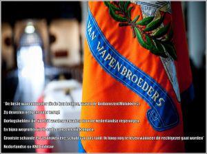 Nederland vergeet zijn oorlogshelden en verzetstrijders