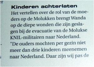 Defensie of Nederlandse overheid praat over evacuatie? Het was een dienstbevel voor zes maanden naar Nederland!