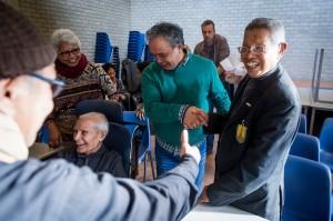 Eindelijk heeft de Molukse samenleving weer een gezicht in Den Haag. Historisch moment voor Molukse samenleving.